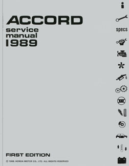 mike s 1989 accord page original brochures rh 89accord com 1989 honda accord service manual pdf 1989 honda accord service manual pdf