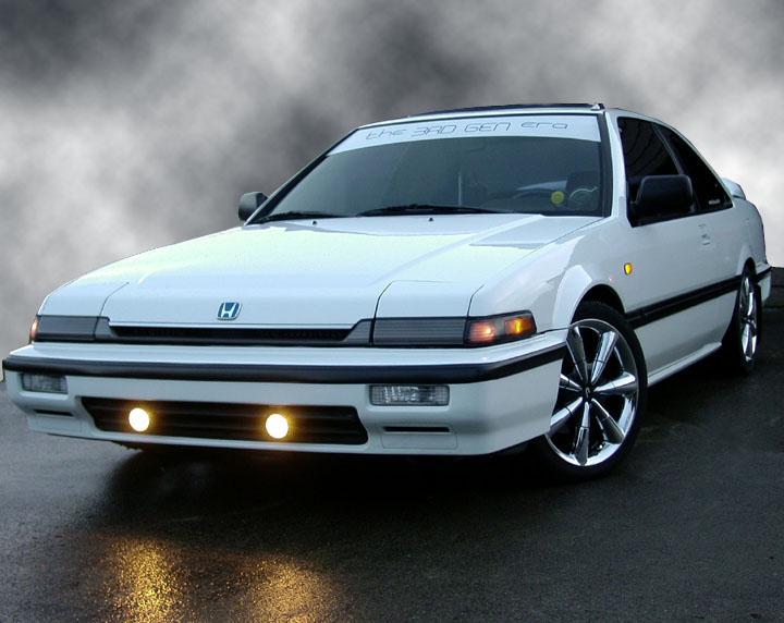 Mike's '89 Honda Accord LXI