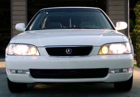 Welcome To My Acura TL Page I Purchased This Car In October Of 2001 Had Always Loved The 1st Generation TLs When Owned Accord Saw